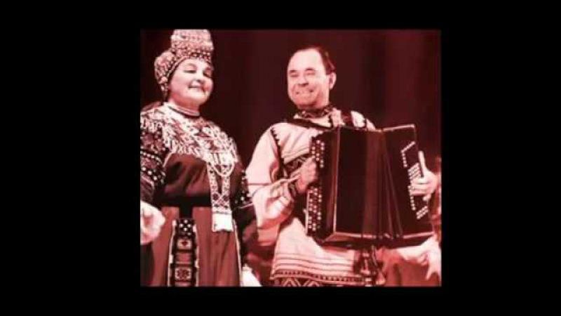 Мария МОРДАСОВА и А.Паршин - Всю неделю с милым врозь
