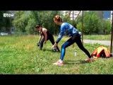 Восстановление после родов.  Силовая тренировка с гирями