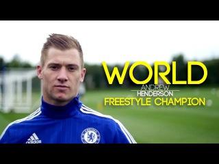 Chelsea freestyler tour of Cobham