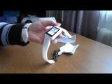 Белые смарт-часы (умные часы, Smart watch) U8 (75).