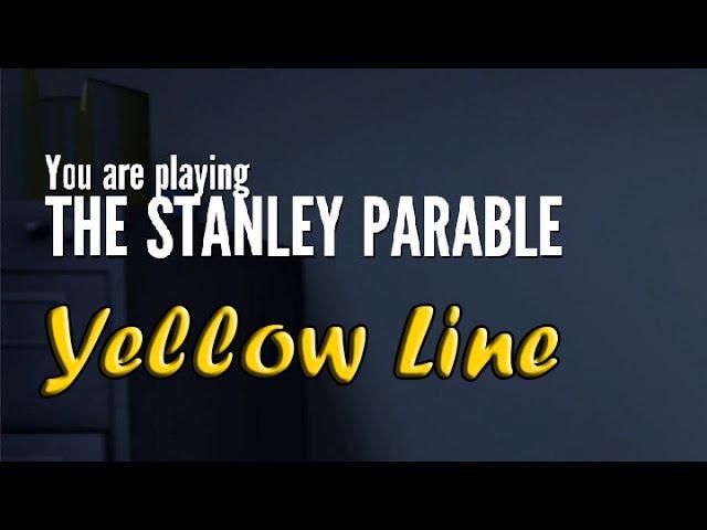 The Stanley Parable - Part 10 - Yellow Line Жёлтая линия