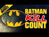 Every movie Batman has killed people. Yes, even Adam West.