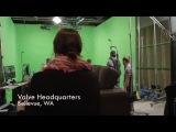 В Сети появилось первое видео, снятое внутри виртуальной реальности