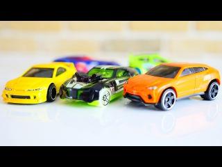 Внимание! Супер крутые тачки! Конкурс от Hot Wheels Россия! Тест драйв от Адриана ИгроБой!