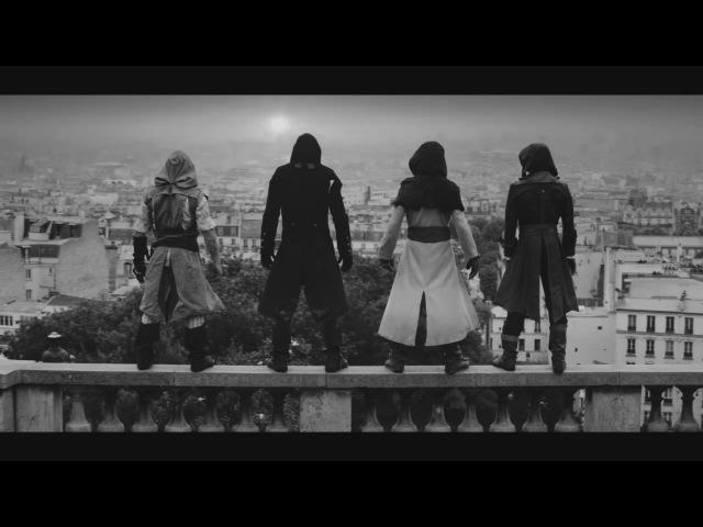 Hugo TSR - Là-Haut (Remix Clip)