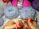 МК мастер класс Кукла амигуруми (каркас, туловище, руки)