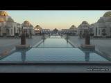 Sahl Hasheesh.The area of the colored fountains. Egypt. Сахл Хашиш. Площадь цветных фонтанов. Египет