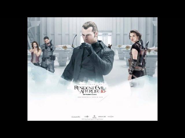 Resident Evil Afterlife Wesker OST