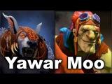 Yawar Ursa vs Moo Bat - US MMR DOTA 2