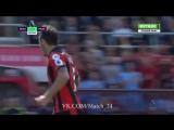 Борнмут 13 Манчестер Юнайтед  Гол Агента Смита (14 августа 2016 г, Чемпионат Англии)