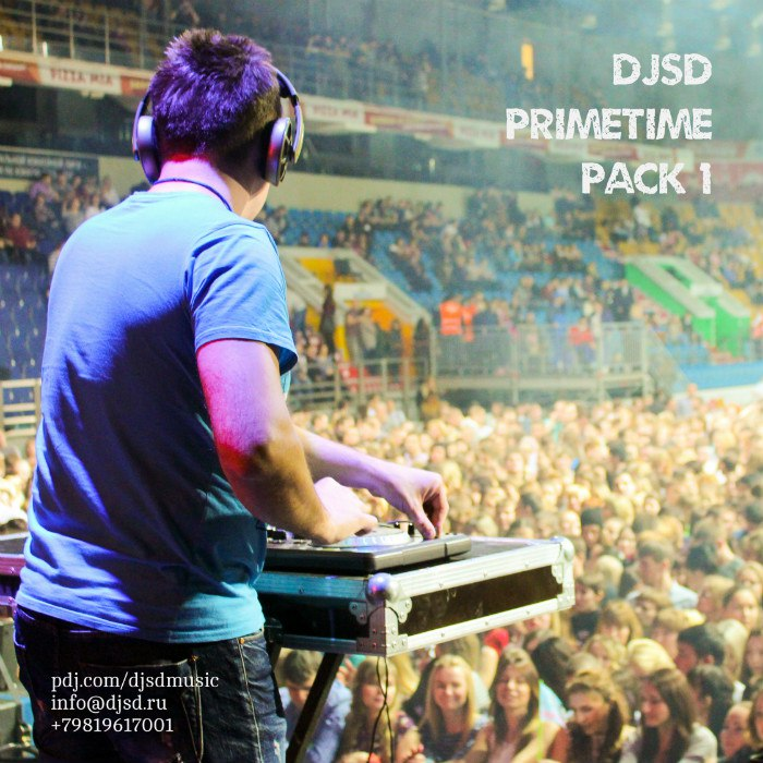 DJSD - Primetime Pack 1 [2016]