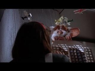 Гремлины 2: Новенькая партия / Gremlins 2: The New Batch (1990) (ужасы, фантастика, комедия)