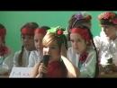 Команад Червона калина Вiрш про маму Романова Веронiка 1 Б 2015р