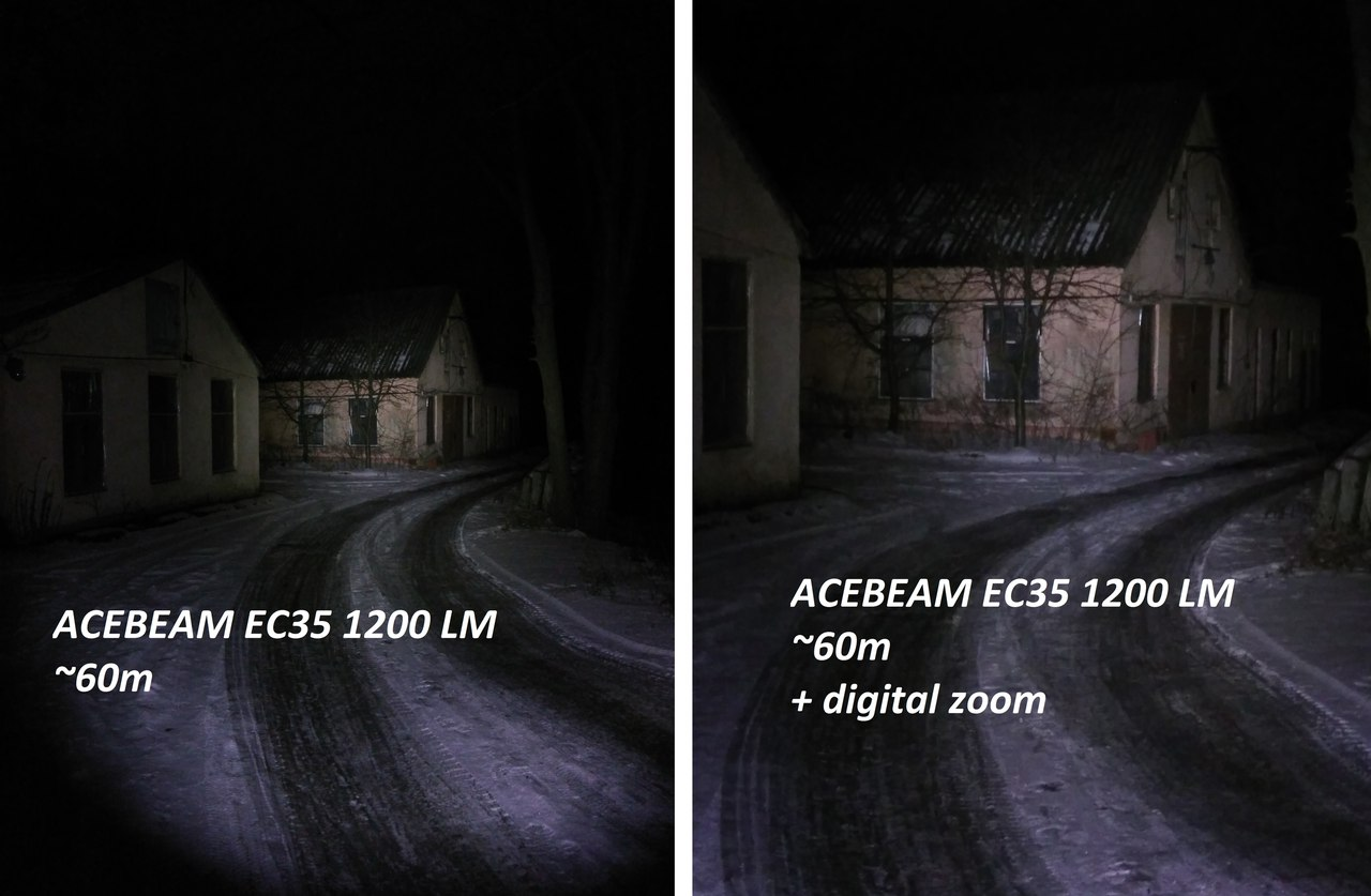 Другие - Китай: Брутальная новинка от ACEBeam - EC35
