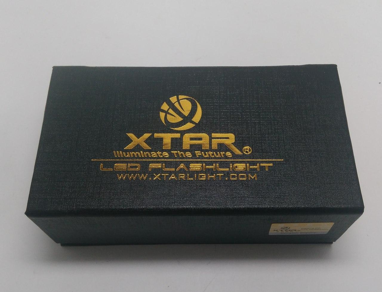 Другие - Китай: Xtar WK41 - мини обзор мини фонарика