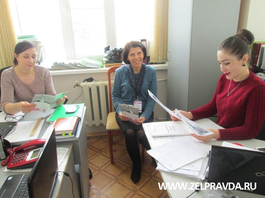 Сотрудники Зеленчукской ЦРБ узнали о новом порядке формирования пенсии