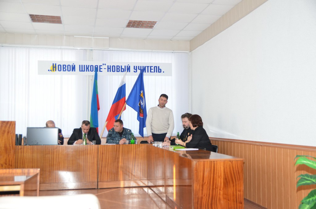 В станице Зеленчукской обсудили вопросы охраны общественного порядка