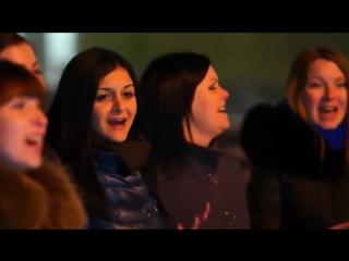 Девушки поют по-немецки