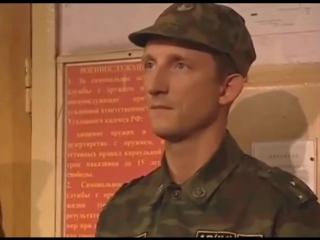 Неудачные дубли со съемок сериала Солдаты (6 sec)