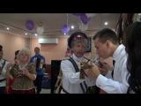 Свадьба видео видеосъемка свадеб в Волгограде StudioK2A обряд традиция посвящения в Донские казаки молодожены танцуют вальс