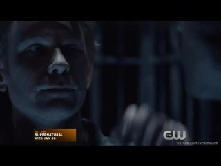 Сверхъестественное - 11 сезон 10 серия Промо The Devil in the Details (HD)