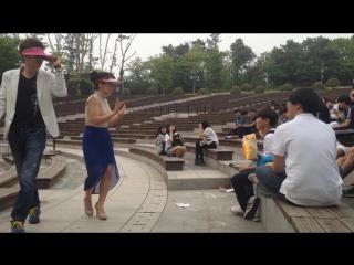 Showry youtube - 비와 김태희의 썸&쌈 (feat.쇼리)