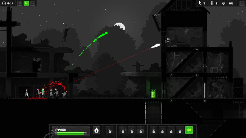 Zombie Night Terror (2016) PC - Скриншот 1
