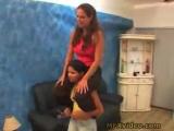 shoulder-ride the ponygirl iv/vi