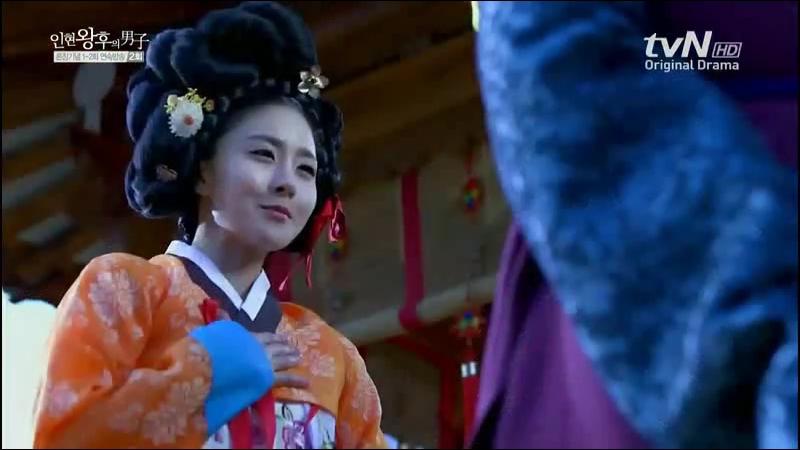 Рыцарь королевы Инхён Queen In Hyun's Man [02 16] озвучка GREEN TEA