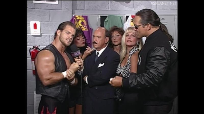 WCW Monday Nitro: 26.08.1996