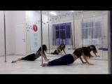 Cherry Pole Dance Березенко Екатерина & Русинова Ева