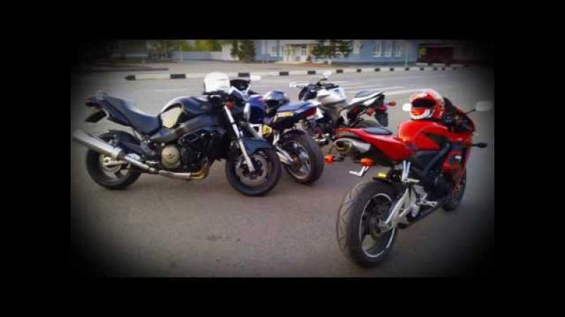 Motosport- сезон 2012, honda cbr600rr wheellie