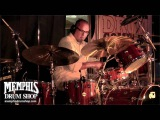Billy Ward Clips from the DW Traveling Gallery 2011 at Memphis Drum Shop