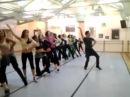 Zomzom dance Dabke workshop France 2015