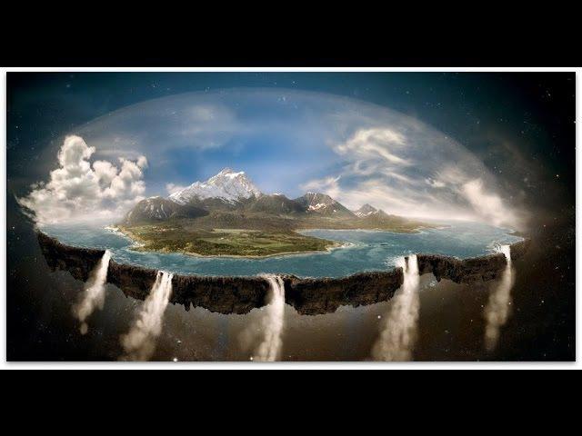 Разрушение теории плоской земли - 2