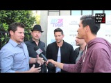 98 Degrees MY2K Tour Interview w @Robertherrera3