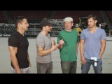 Catching Up With 98 Degrees On The MY2K Tour