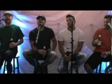 98 degrees my2k vip live a capella and question and answer session