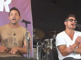 98 Degrees - In The Still Of The Night (Soundcheck)
