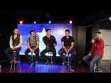 Exclusive interview with 98 Degrees Part 2
