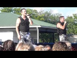 98 Degrees TRL Hits 8616 Mixtape Festival