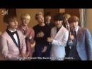 BTS Видео послание Привет нашим русским поклонникам