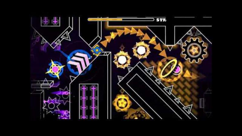 Geometry Dash (Demon) - Effot by Ozpectro