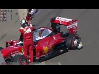 Формула 1 2016 Россия Гонка