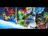LEGO Ninjago: Nindroids - New Ninjago City