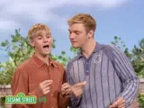 Sesame Street Aaron Carter And Nick Carter Sing I Like To Sing - YouTube