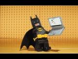 The LEGO® Batman Movie Teaser - Wayne Manor