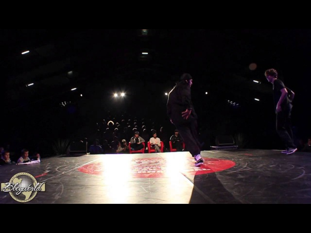 HILL vs CIANO (HIP HOP NEW SCHOOL 2015) WWW.BBOYWORLD.COM