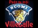 VilleGalle - Peto on irti (''Musiikkivideo'')