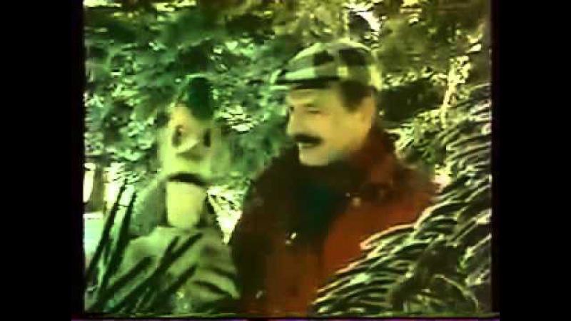 АПРЕЛЬ Детская передача Ленинградского телевидения 'Там где живёт Паутиныч'
